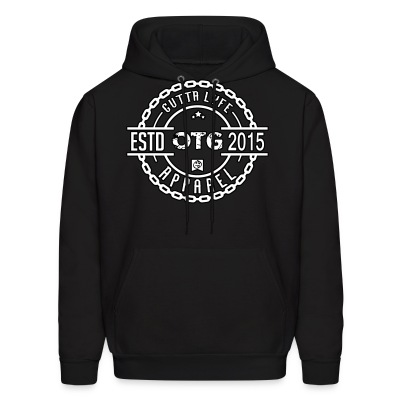 Stay Connected  - Men's Hoodie