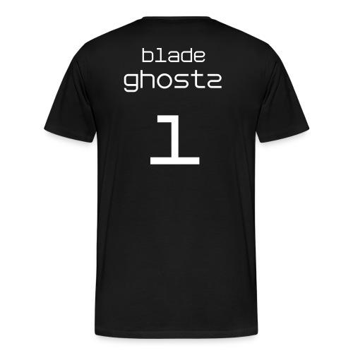 BlaDe GhosTz 2015 Jersey (Mens) - Men's Premium T-Shirt