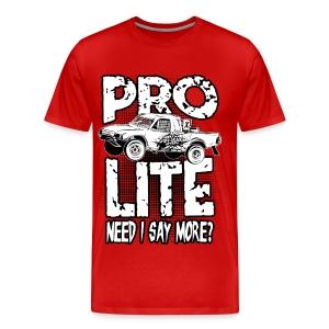 Pro Lite Race Truck Shirt - Men's Premium T-Shirt