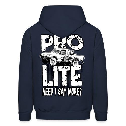 Pro Lite Race Truck Shirt - Men's Hoodie