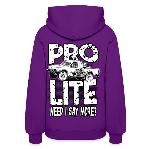 Pro Lite Race Truck Shirt - Women's Hoodie