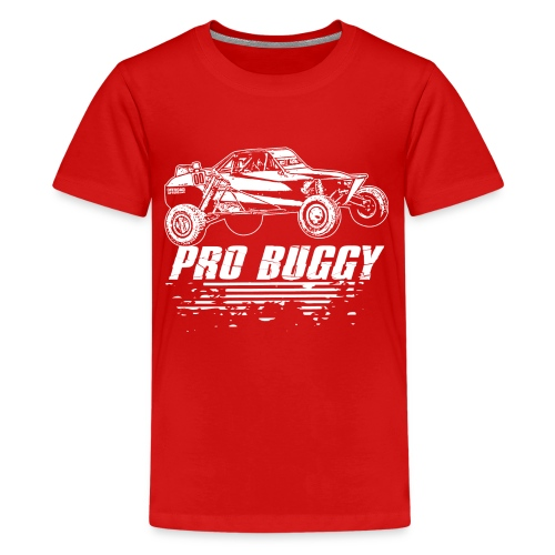 Pro Buggy Racer Shirt - Kids' Premium T-Shirt