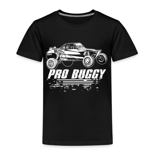 Pro Buggy Racer Shirt - Toddler Premium T-Shirt