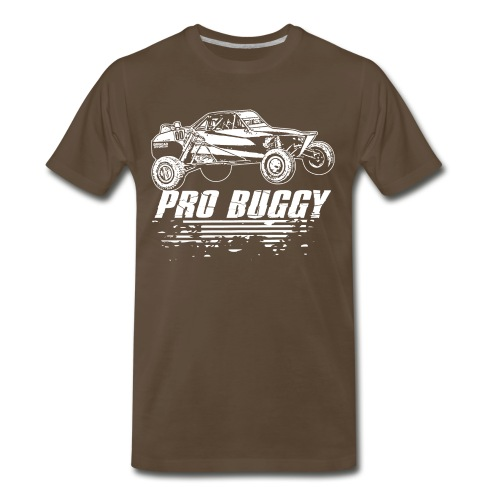 Pro Buggy Racer Shirt - Men's Premium T-Shirt
