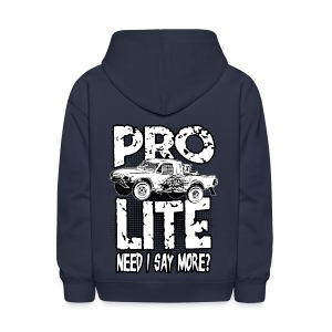 Pro Lite Race Truck Shirt - Kids' Hoodie