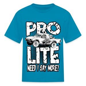 Pro Lite Race Truck Shirt - Kids' T-Shirt