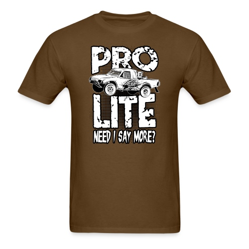 Pro Lite Race Truck Shirt - Men's T-Shirt