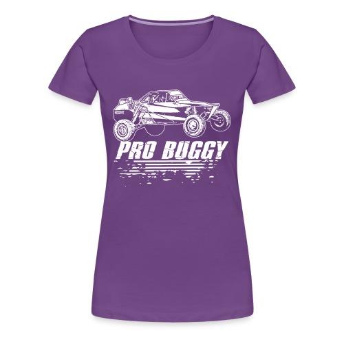 Pro Buggy Racer Shirt - Women's Premium T-Shirt