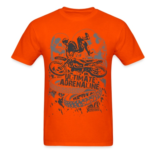 Ultimate Motocross - Men's T-Shirt