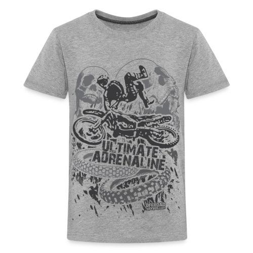 Ultimate Motocross - Kids' Premium T-Shirt
