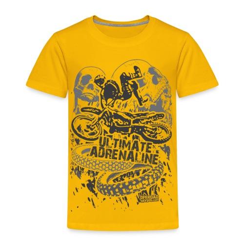Ultimate Motocross - Toddler Premium T-Shirt