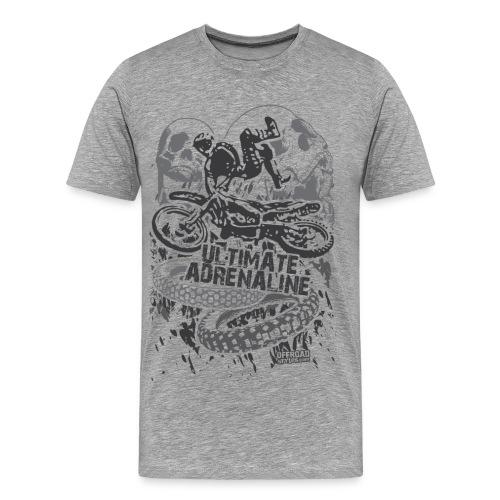 Ultimate Motocross - Men's Premium T-Shirt