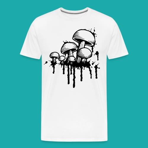 Mushroom Shirt - Men's Premium T-Shirt