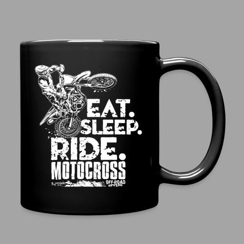 Motocross Eat Sleep Ride - Full Color Mug