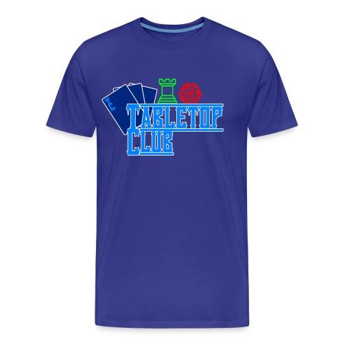 Tabletop Male - Men's Premium T-Shirt