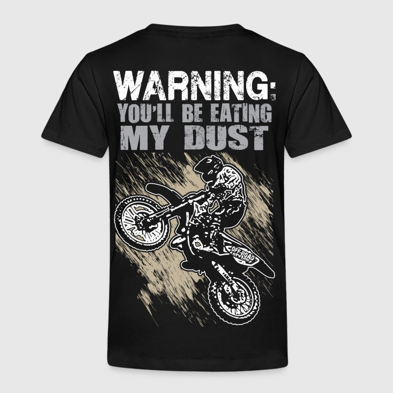 FMX Dust Warning Baby & Toddler Shirts - Toddler Premium T-Shirt