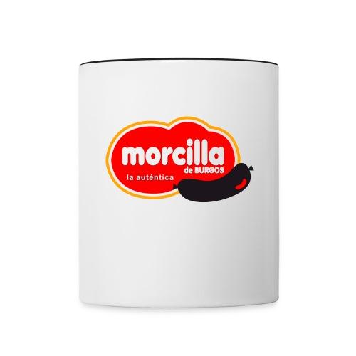 Spanish Gastroeconomy - Contrast Coffee Mug