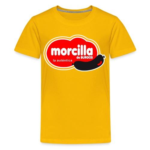 Spanish Gastroeconomy Kids Color Edition - Kids' Premium T-Shirt