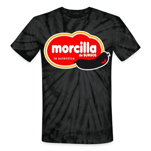 Spanish Gastroeconomy - Unisex Tie Dye T-Shirt