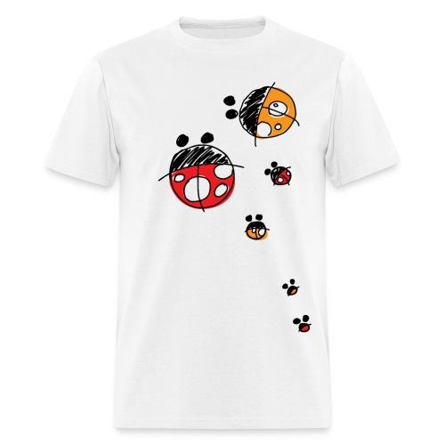 Ladybird Family T-Shirt - Men's T-Shirt