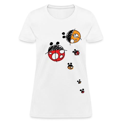 Ladybird Family T-Shirt - Women's T-Shirt