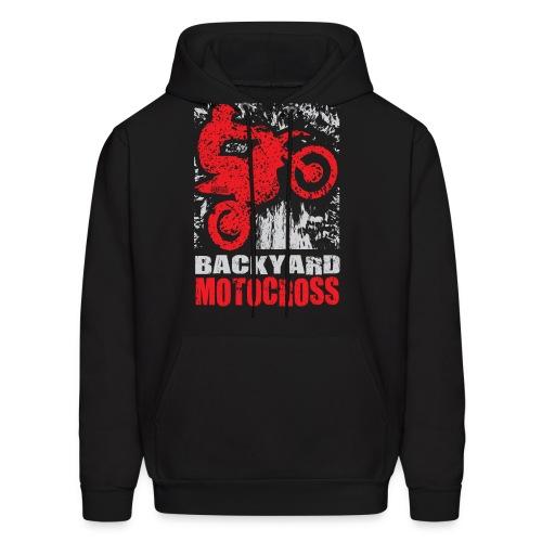 Backyard Motocross Honda - Men's Hoodie