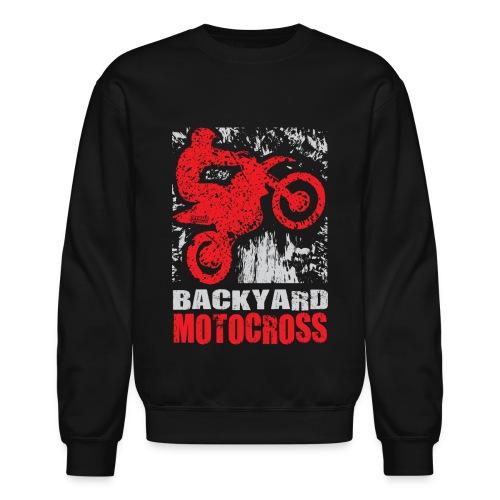 Backyard Motocross Honda - Crewneck Sweatshirt