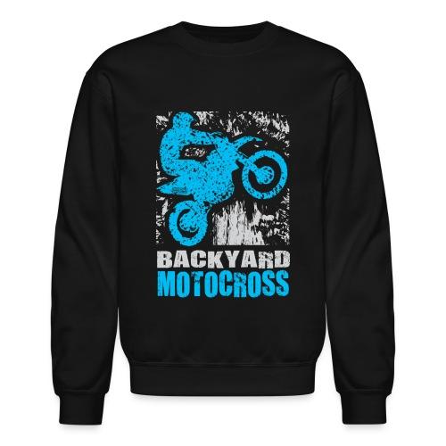 Backyard Motocross Yamaha - Crewneck Sweatshirt