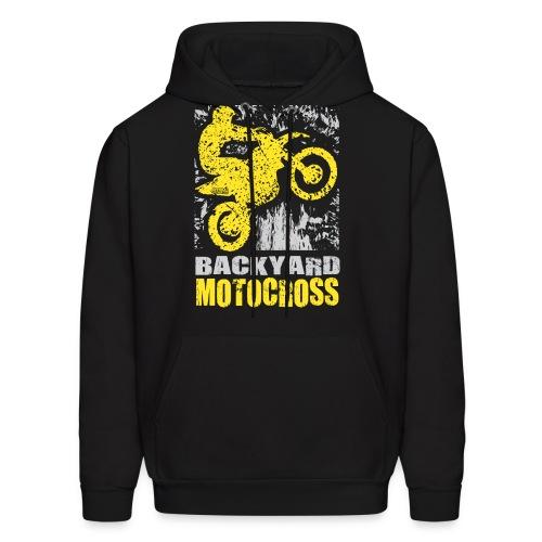 Backyard Motocross Suzuki - Men's Hoodie