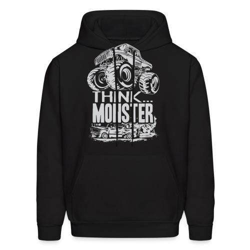 Think Monster Truck - Men's Hoodie