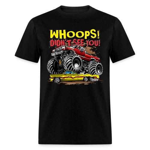 Monster Truck Accident - Men's T-Shirt