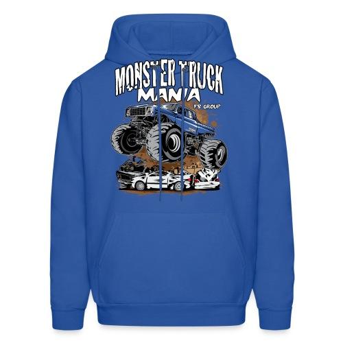 Monster Truck Mania - Men's Hoodie