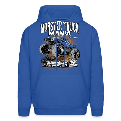 Monster Truck Mania - Men's Hoodie