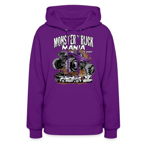 Monster Truck Mania - Women's Hoodie