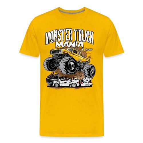 Monster Truck Mania - Men's Premium T-Shirt