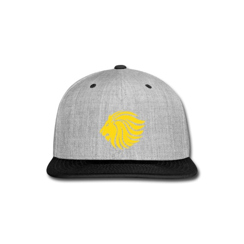 Special Edition Lion BYOB Velvet Gold Snapback Hat - Snap-back Baseball Cap