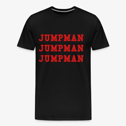 Jumpman T-Shirt - Men's Premium T-Shirt