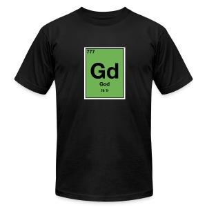 god element tee - Men's Fine Jersey T-Shirt