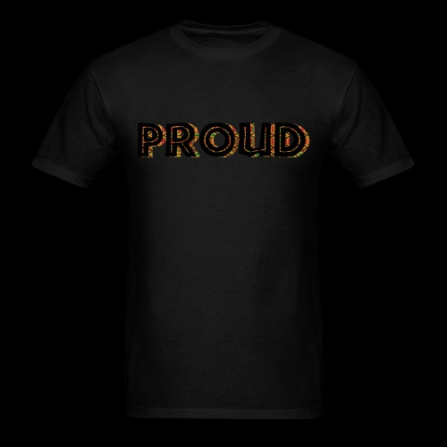 Proud - Men's T-Shirt