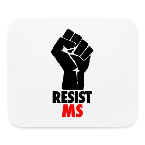 Resist Mouse Mat - Mouse pad Horizontal