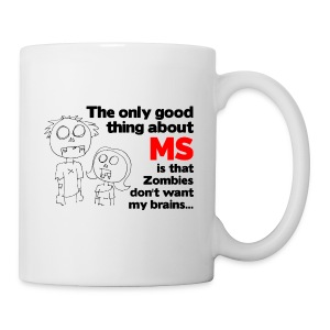 Zombie Cup - Coffee/Tea Mug