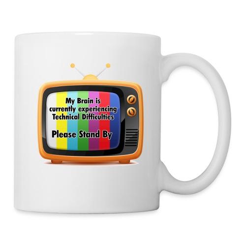 Technical Difficulties Cup - Coffee/Tea Mug