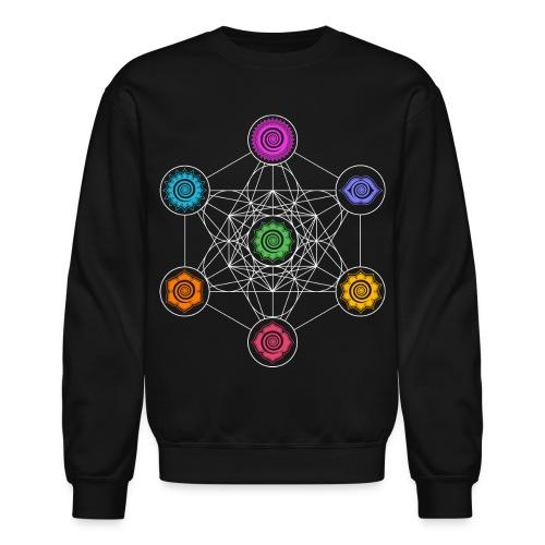Cosmic Senses Crewneck - Crewneck Sweatshirt