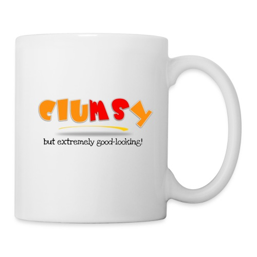 Clumsy Cup - Coffee/Tea Mug