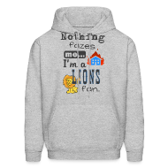 Hoodies ~ Men's Hoodie ~ Nothing Fazes Me