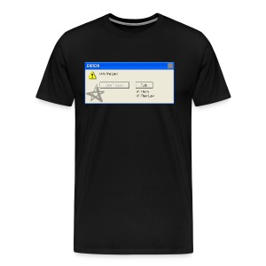 Prodigy Error: I Am The Law - Men's Premium T-Shirt