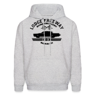 Hoodies ~ Men's Hoodie ~ Lodge Freeway M-10 Raceway