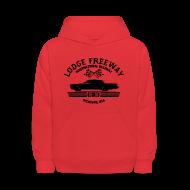 Sweatshirts ~ Kids' Hoodie ~ Lodge Freeway M-10 Raceway