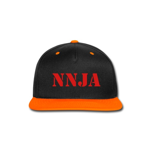 awesome NNJA hat - Snap-back Baseball Cap
