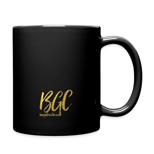 Gold Hustle, Boss Girl Mug - Full Color Mug